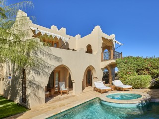 Four Bedroom Residential Villa at the Four Seasons Sharm el Sheikh