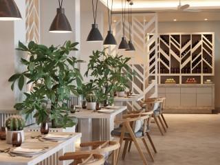 Fresco Italian Restaurant, IKOS Dassia