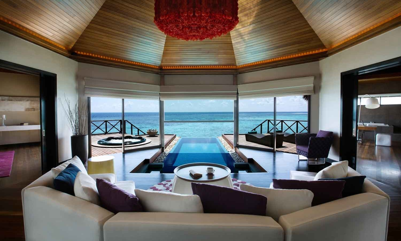 Huvafen Fushi Ocean Pavilion