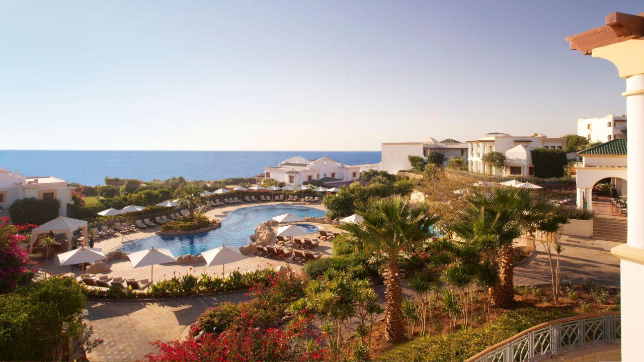 The Hyatt Regency Sharm el Sheikh Resort