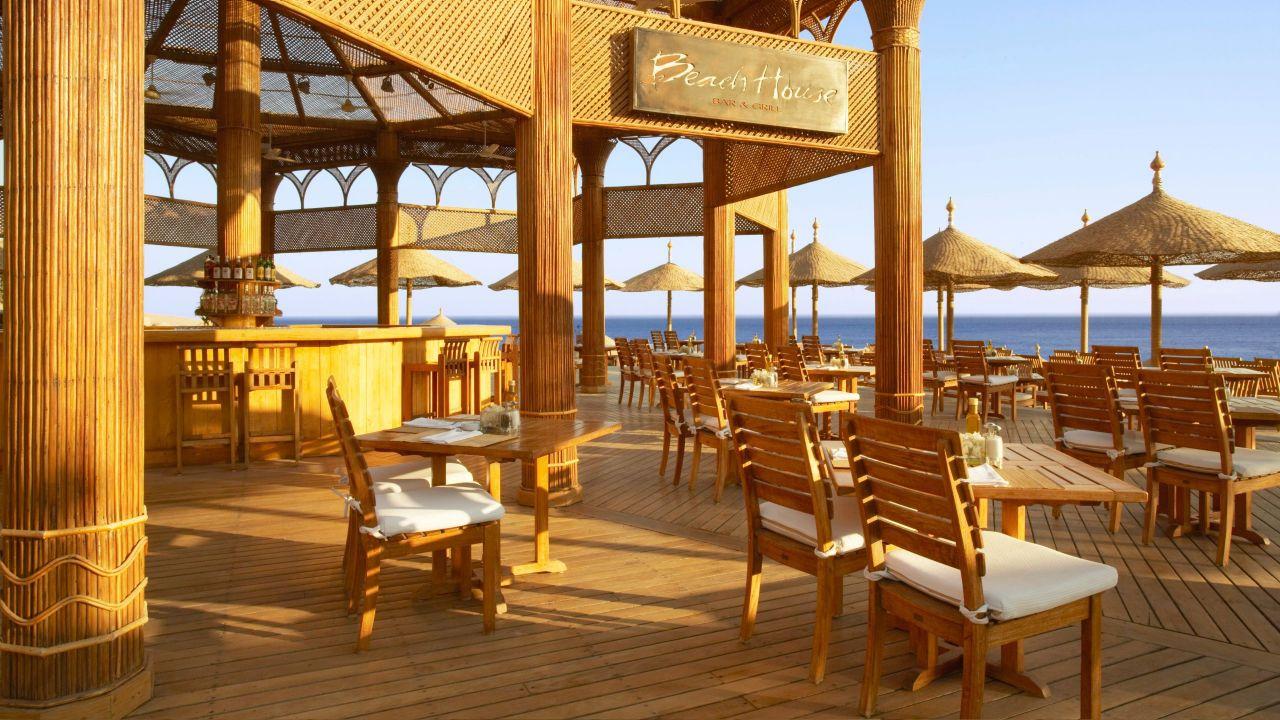 The Beach House at the Hyatt Regency Sharm el Sheikh Resort