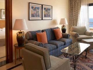 Regency Club Room at the Hyatt Regency Sharm el Sheikh