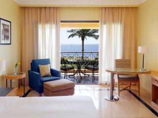 Sea Front Room at the Hyatt Regency Sharm el Sheikh