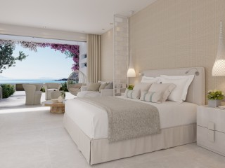 Junior Suite Balcony Sea View, IKOS Aria