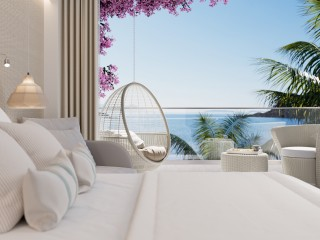 Double Room Sea View, IKOS Aria