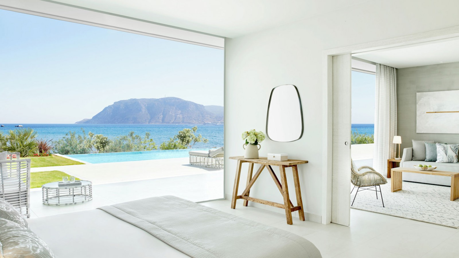 Ikos Aria Deluxe Two Bedroom Bungalow Suite with Private Pool