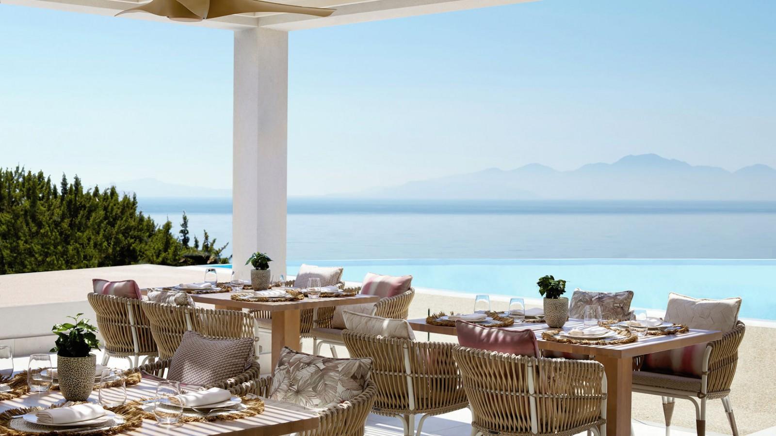Ikos Aria Seasons Restaurant