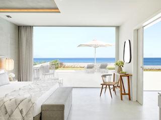 IKOS Aria Deluxe One Bedroom Bungalow Suite Private Garden Beachfront