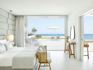 IKOS Aria Deluxe Two Bedroom Suite Bungalow Beach Front