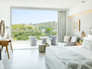 IKOS Aria Double Room Inland View