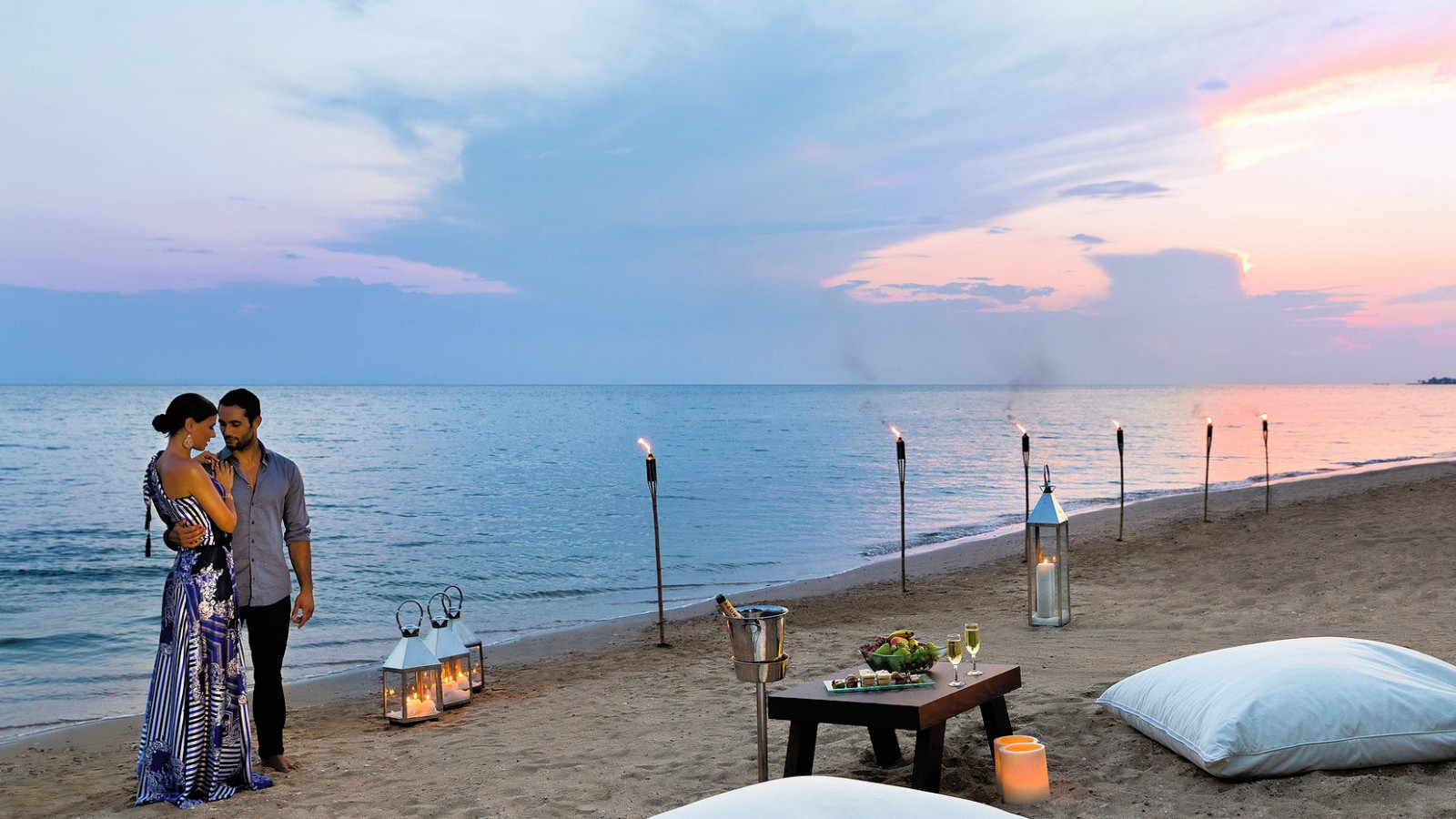 Ikos Resorts - Private Beach Dinner