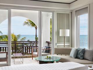 Junior Suite Frangipani Beach Access Shangri-La Le Touessrok
