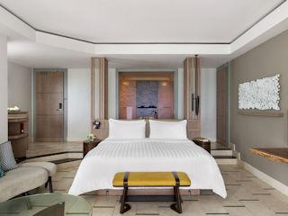 JJunior Suite Frangipani Ocean View Shangri-La La Touessrok