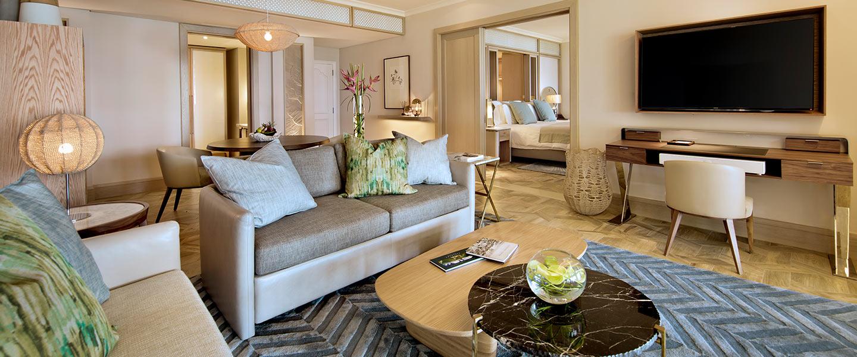 Junior Suite, One&Only Le Saint Geran