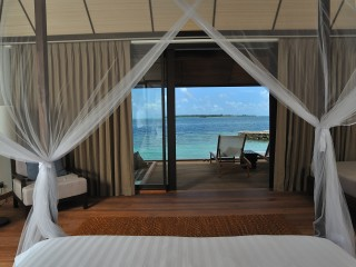 Lagoon Villa, Lily Beach Resort & Spa