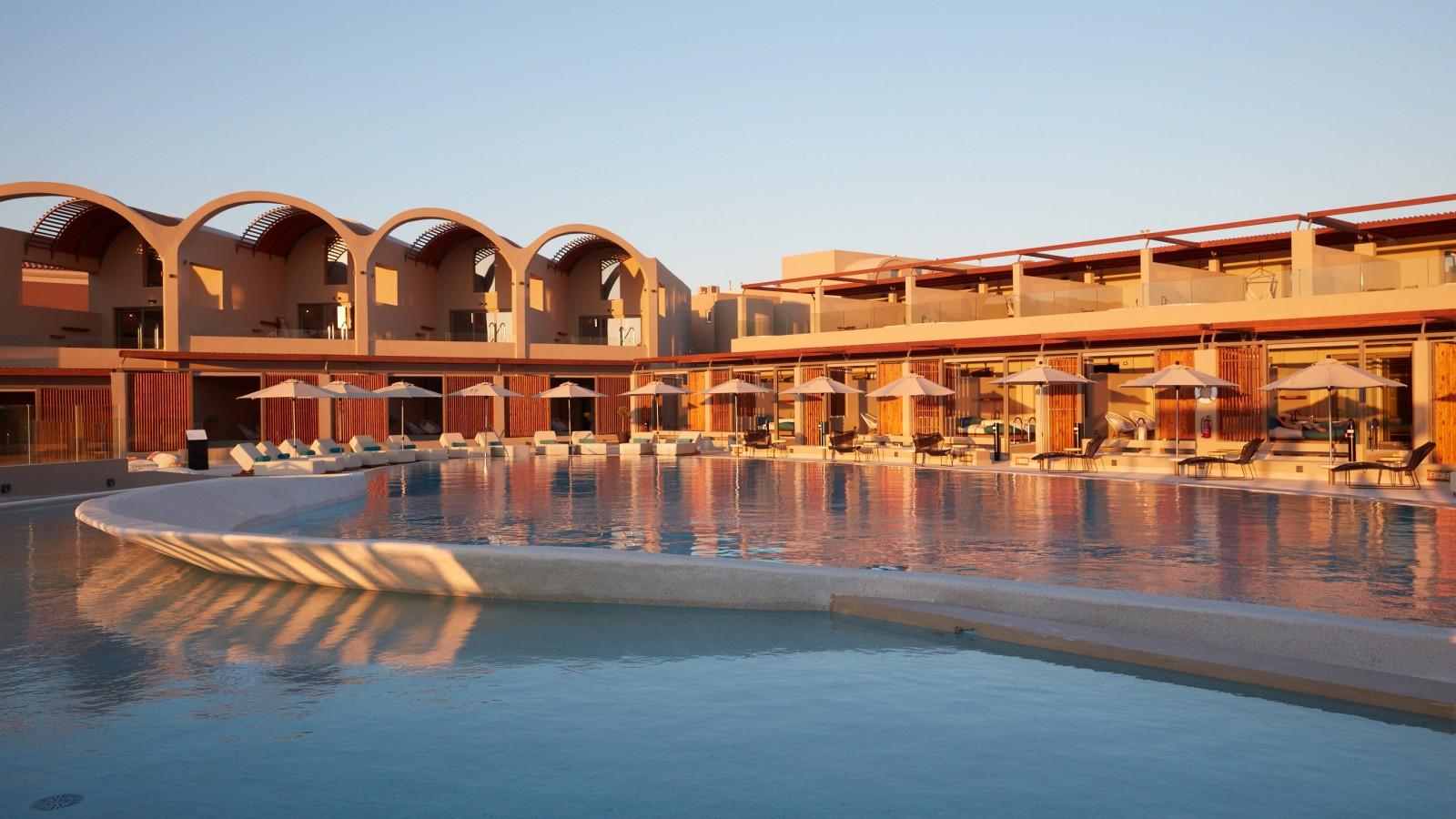 Domes Noruz Main Pool