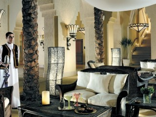 Nafoura Lounge at the Four Seasons Resort in Sharm el Sheikh