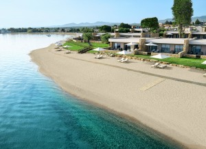 Deluxe Two Bedroom Bungalow Suite Beachfront IKOS Olivia