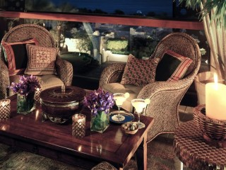 Observatory Lounge at the Four Seasons Resort in Sharm el Sheikh