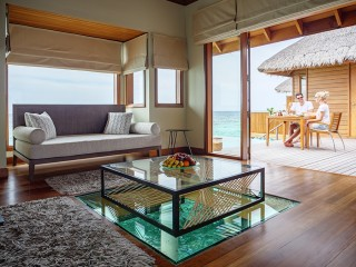 Ocean Bungalow with Pool, Huvafen Fushi