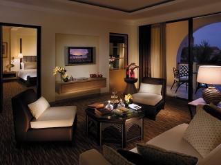 One Bed Suite at Al Bandar Shangri-La's Barr Al Jissah Resort and Spa