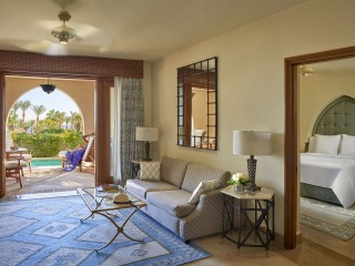 One Bedroom Suite with Plunge Pool at the Four Seasons Sharm el Sheikh