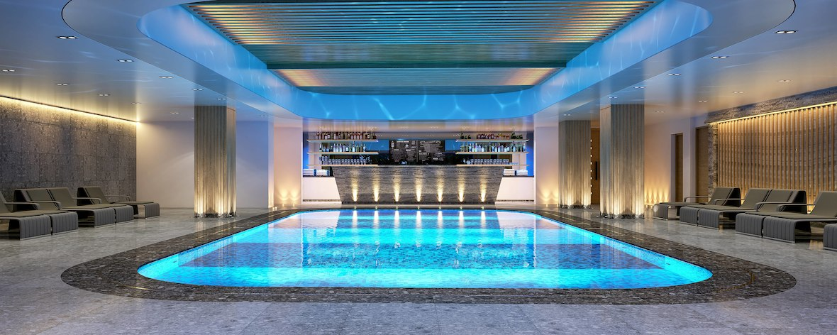 Parklane Indoor Pool