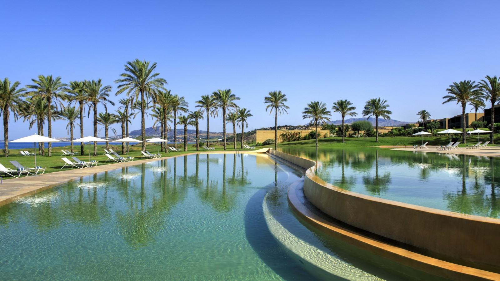 The Pool at the Verdura Resort