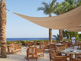 Reef Grill at the Four Seasons Resort in Sharm el Sheikh