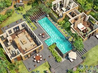 Royal Villa with Private Pool, Oberoi
