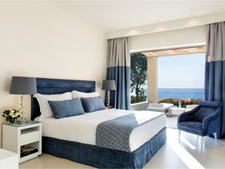 Two bedroom Family Suite Private Garden, Sani Club