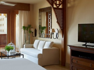 Premier Sea View Room at the Four Seasons Sharm el Sheikh