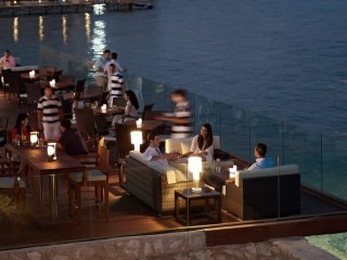 Sails Asian Food Lounge at the Four Seasons Resort in Sharm el Sheikh