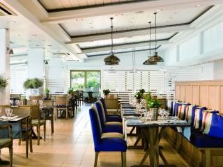 Olmypos Restaurant, Sani Club