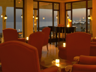 Stars Music Bar at the Hyatt Regency in Sharm el Sheikh