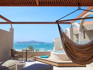 Sublime Loft, Sea View with Plunge Pool, Domes Noruz
