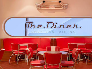 The Romanos, A Luxury Collection Resort-The Diner Restaurant