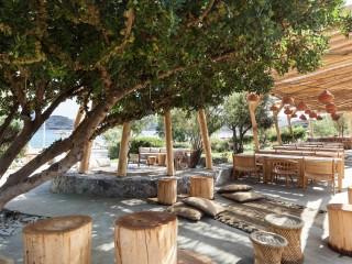 The Isola Beach Club, Blue Palace
