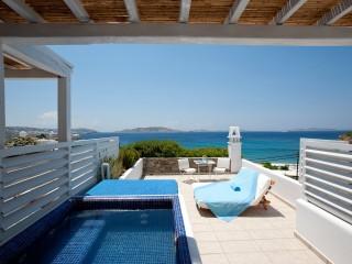 VIP Suite at Grace Mykonos