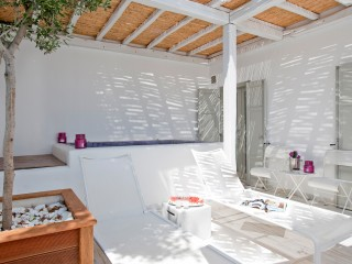 Family Suite with Plunge Pool at Grace Mykonos