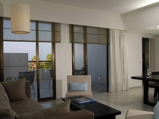 A Two Bedroom Deluxe Suite at the Almyra Hotel