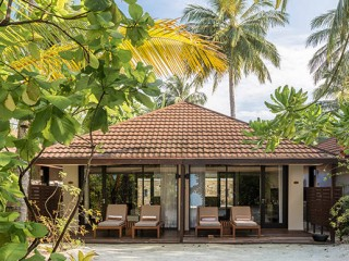 Beach Villa, Lily Beach Resort & Spa