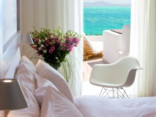 Junior Suite with Plunge Pool at Grace Mykonos