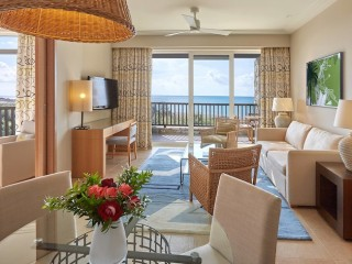 Premium Suite Sea Front View