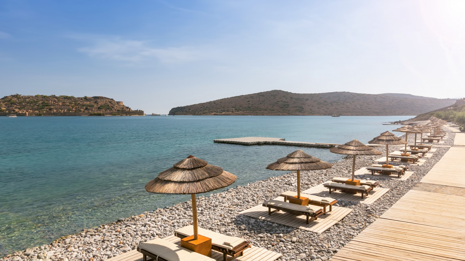 Blue Palace, Crete
