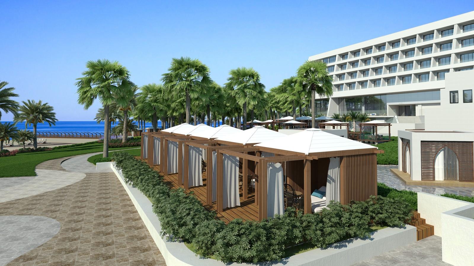 Parklane Cabanas