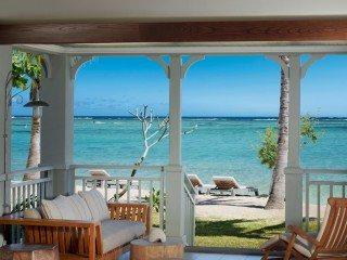 Beachfront Junior Suite, St Regis Mauritius