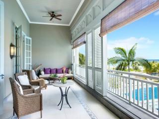 Manor House Suite, St Regis Mauritius