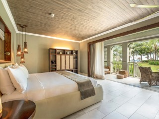 King Oceanview Junior Suite, St Regis Mauritius
