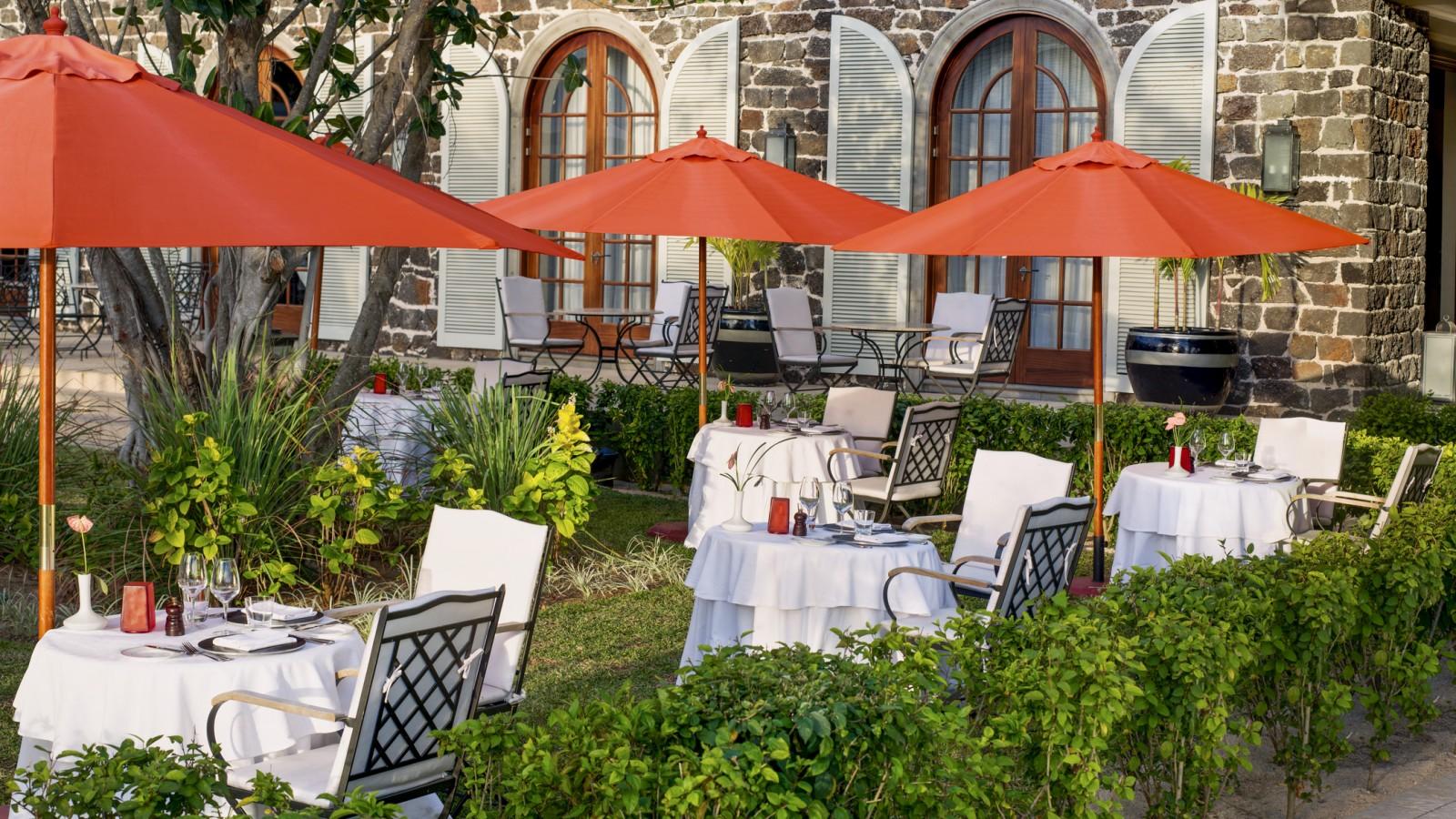 St Regis Mauritius_Tea Garden